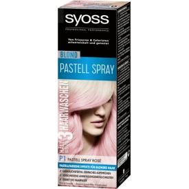 Schwarzkopf Syoss Pastell Spray P1 Rosé
