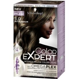 Schwarzkopf Color Expert Color Expert Coloration 5.0 Mittelbraun