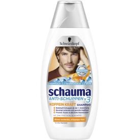 Schwarzkopf Schauma Shampoo Men Koffein Kraft Anti-Schuppen