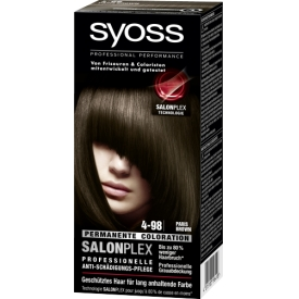 Syoss Coloration 4-98 Paris Brown