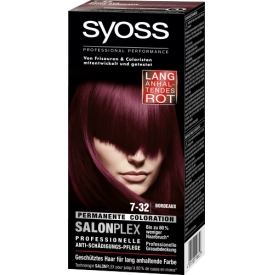 Schwarzkopf Syoss Coloration Salon Plex Bordeaux  7-32