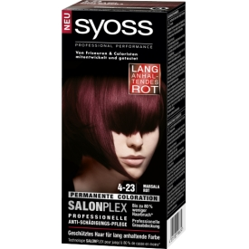 Schwarzkopf Syoss Coloration 4-23 Marsala Rot
