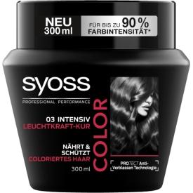 Schwarzkopf Syoss Haarmaske Professional Color