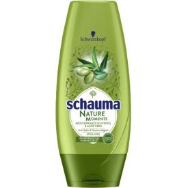 Schwarzkopf Schauma Spülung Nature Moments Olivenöl Aloe Vera