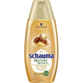 Schwarzkopf Schauma Nature Moments Shampoo Nature Moments Marokkanisches Argan Öl & Macadamia Öl