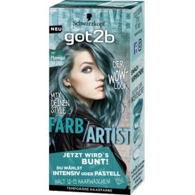 Got2b Tönung Farb/Artist Meerjungfrau Grün 097