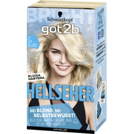 Got2b Aufheller und Coloration Hellseher Ice Blond 00A