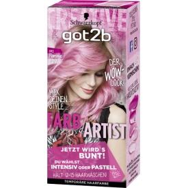 Got2b Tönung Farb/Artist Flamingo Pink 093