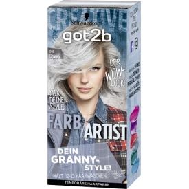 Got2b Tönung Farb/Artist Granny Silber 098