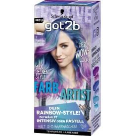 Got2b Tönung Farb/Artist Rainbow Bunt 11