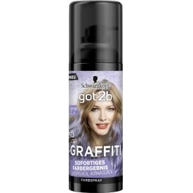 Got2b Pastell-Spray 1-Tag Graffiti Cupcake Lila