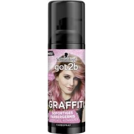 Got2b Pastell-Spray 1-Tag Graffiti Unicorn Rosa