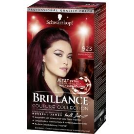 Schwarzkopf Brillance Intensiv-Color-Creme 923 Burgunderrot