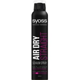 Schwarzkopf Syoss AIR DRY STRAIGHT Schaum-Spray
