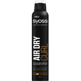 Schwarzkopf Syoss Air Dry Curl Foam Spray