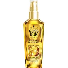 Schwarzkopf Gliss Kur Haaröl Tägliches Öl-Elixier