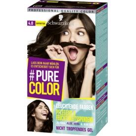 Schwarzkopf #Pure Color Haarfarbe Zartbitter 4.0 ,