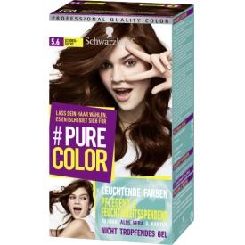 Schwarzkopf #Pure Color Haarfarbe Schokosucht  5.6