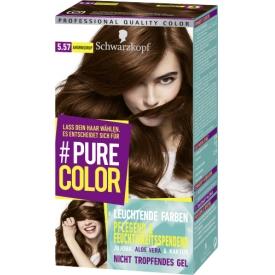 Schwarzkopf #Pure Color Coloration Ahornsirup 5.57