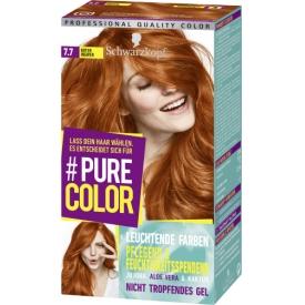 Schwarzkopf #Pure Color Haarfarbe Roter Ingwer 7.7