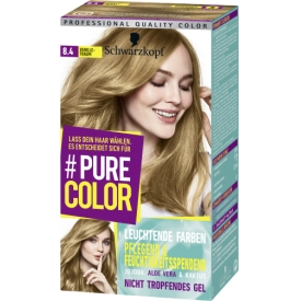 Schwarzkopf #Pure Color Coloration Vanilletraum 8.4