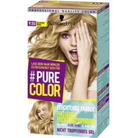 Schwarzkopf #Pure Color Coloration Goldener Honig 9.55