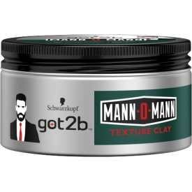 Got2b Texture Clay mann-O-mann Halt5