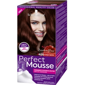 Schwarzkopf Perfect Mousse 488 Dunkle Beere