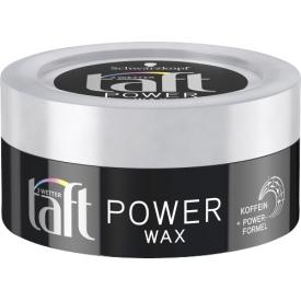Schwarzkopf Drei Wetter Taft Styling Wax Power Mega Stark