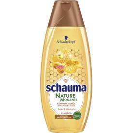 Shampoo  Nature Moments Honig & KAKTUSFEIGE