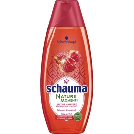 Shampoo Nature Moments Himbeeren & Sonnenblume
