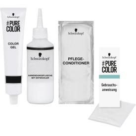 Schwarzkopf #Pure Color Haarfarbe Nougatcreme 7.6