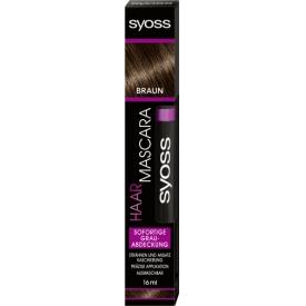Schwarzkopf Syoss Syoss Haar Mascara Braun