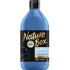 Nature Box Bodylotion Kokosnuss-Öl