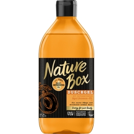 Nature Box Duschgel Aprikosen-Öl 385 ml