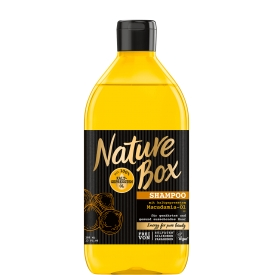 Nature Box Shampoo Macadamia 385 ml