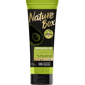 Nature Box Avocado Körperpeeling
