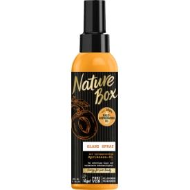 Nature Box Glanz-Spray Aprikose
