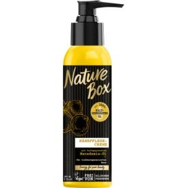 Nature Box Nährpflege-Creme Macadamia