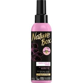 Nature Box Insta Lift-Up Spray mit 100 % kaltgepresstem Mandel-Öl
