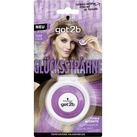 Got2b Haarkreide Glückssträhne Violet Lila