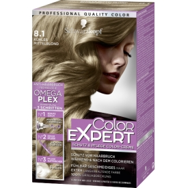 Schwarzkopf Color Expert Haarfareb 8.10 Kühlesmittel Blond