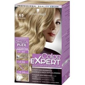 Schwarzkopf Color Expert Coloration 8.65 Goldblond