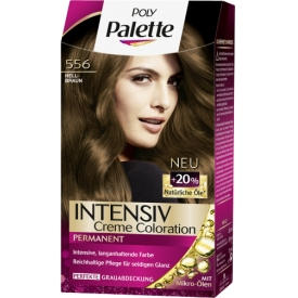 Poly Palette Haarfarbe 556 Hellbraun