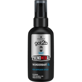 Schwarzkopf got2b Bartöl Wunderbart