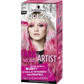 Schwarzkopf got2b Tönung Farb/Artist Neon Pink, 1 St