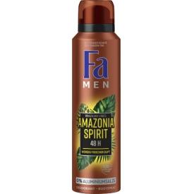 Fa Men Deodorant-Bodyspray Amazonia Spirit