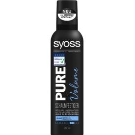 Syoss Schaumfestiger Pure Volume