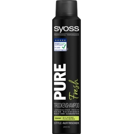 Syoss Trockenshampoo Pure Fresh