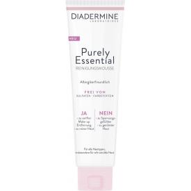 Diadermine Purely Essential Reinigungsmousse